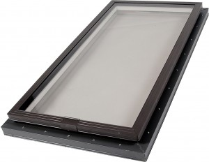 Impact Curb Mount Glass Skylight